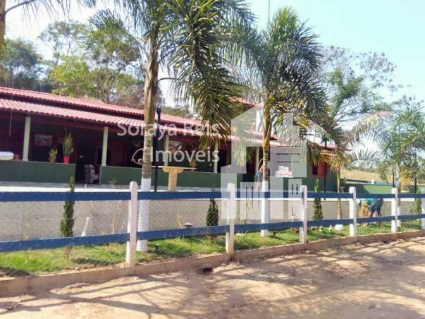 Chácara à venda com 4 dormitórios em Área rural de pará de minas, Pará de minas cod:820 - Foto 4
