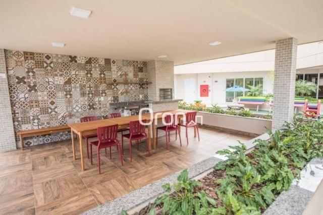 Apartamento à venda, 61 m² por R$ 350.000,00 - Vila Rosa - Goiânia/GO - Foto 12