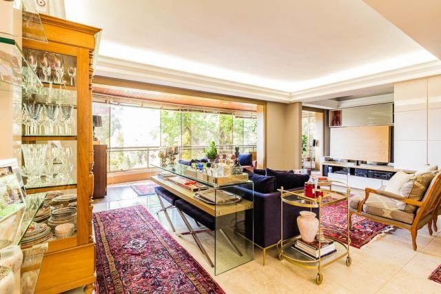 Apartamento à venda com 3 dormitórios em Rio branco, Porto alegre cod:500606 - Foto 2