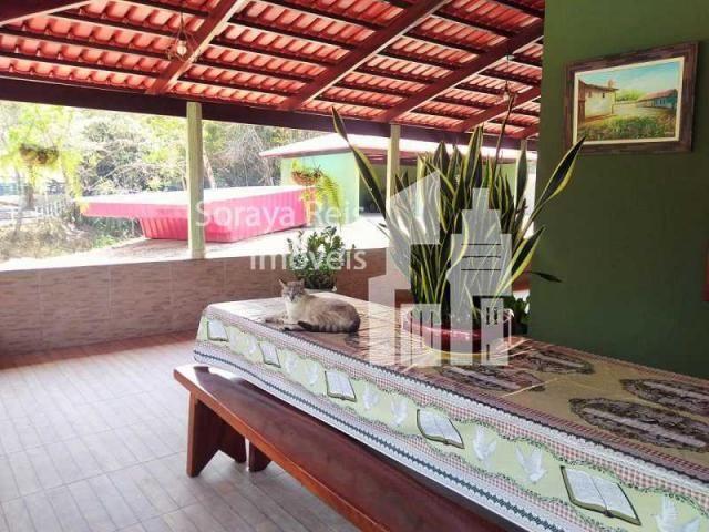 Chácara à venda com 4 dormitórios em Área rural de pará de minas, Pará de minas cod:820 - Foto 13