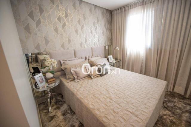 Apartamento à venda, 61 m² por R$ 350.000,00 - Vila Rosa - Goiânia/GO - Foto 7