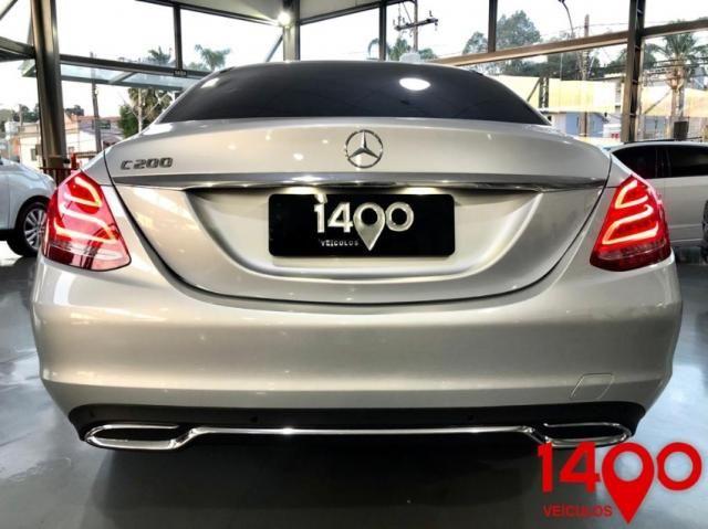 Mercedes C 200 AVANTGARDE 2.0 4P - Foto 6