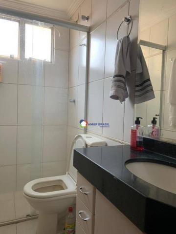 Apartamento com 2 dormitórios à venda, 70 m² por R$ 194.500,00 - Setor Leste Universitário - Foto 11