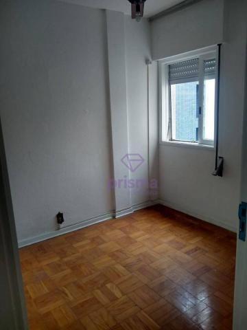 Apartamento com 3 dormitórios à venda, 110 m² por R$ 450.000,00 - Boqueirão - Santos/SP - Foto 8