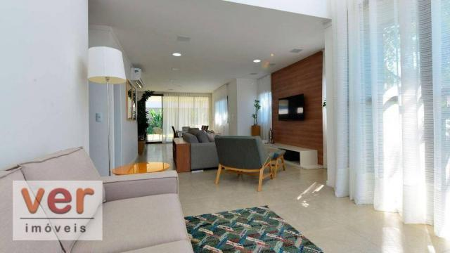 Casa à venda, 236 m² por R$ 985.000,00 - Eusébio - Fortaleza/CE - Foto 17