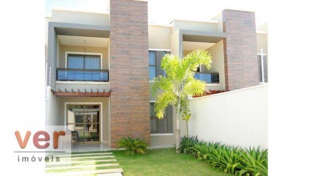 Casa à venda, 146 m² por R$ 404.000,00 - Centro - Eusébio/CE