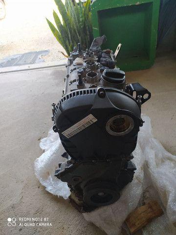 Motor Parcial Tiguan Tsi 2013 2.0 200cv Baixado Com Nota  - Foto 3