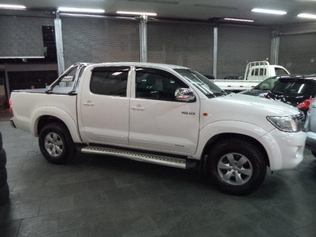 Toyota Hilux CD 2.7 16V Flex/GNV Automatico Completo Couro 2013 Branca - Foto 4