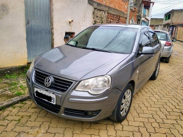 Polo sedan 1.6 2008 - GNV