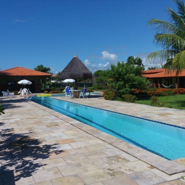 236- Apenas venda!Mansão em Serrambi / 1.300m² / 7 suites / luxo / piscina com raia - Foto 3