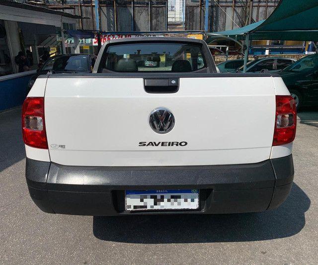 Volkswagen Saveiro Startline 1.6 Flex 2015 Cabine Simples - Foto 5
