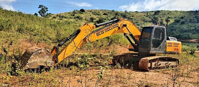 Escavadeira New Roland E215b  - Foto 4