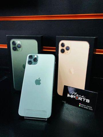 iPhone 11 Pro Max, 256gb, Loja física e entregamos em toda Bh e região  - Foto 2