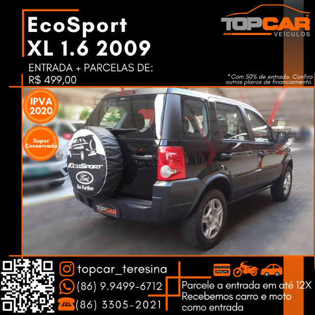 EcoSport XL 1.6 2009 - Foto 3