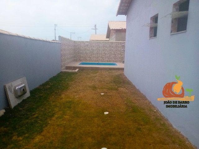 Casas em Unamar Tamoios Cabo Frio com piscina e churrasqueira - Foto 2