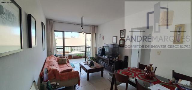 Apartamento para Venda em Salvador, Graça, 3 dormitórios, 1 suíte, 2 banheiros, 1 vaga