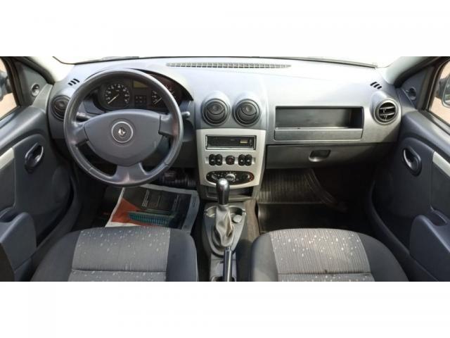 Renault Logan Expression Hi-Flex 1.6 8V 4P - Foto 11