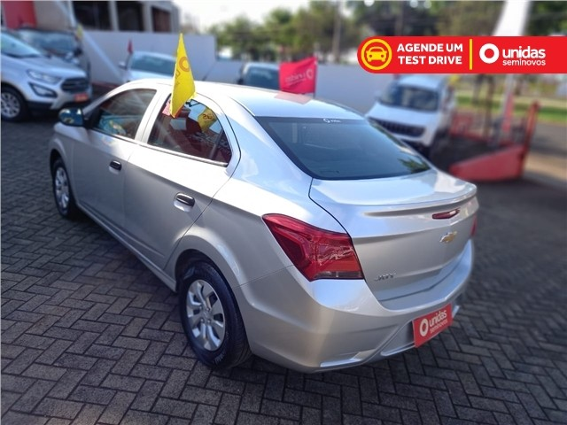 Chevrolet Joy 2020 1.0 spe4 flex plus manual - Foto 4