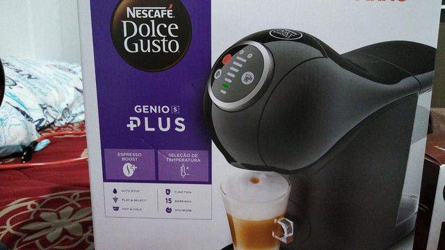 Cafeteira Genius S Plus