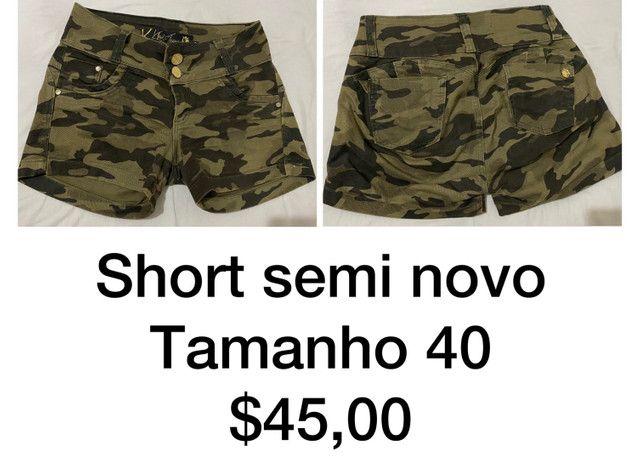 Short e saia  - Foto 5