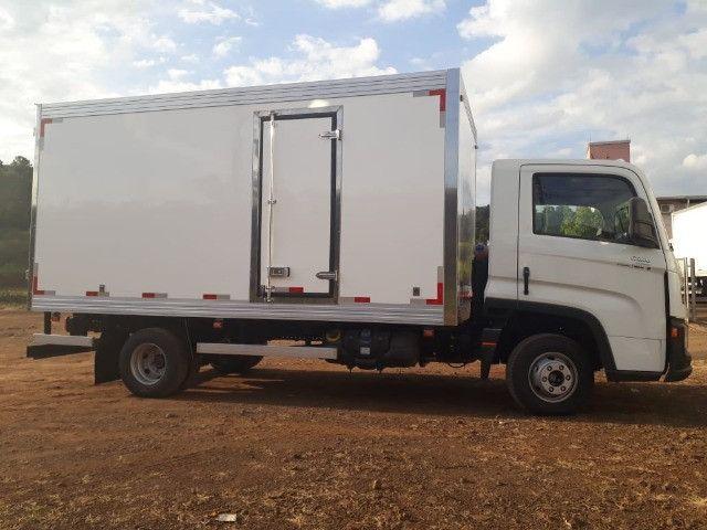 bau refrigerado remanufaturado com garantia instalado no seu caminhão  - Foto 5