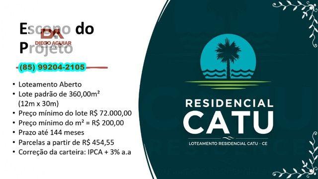 Lotes Residencial Catu %$#@ - Foto 7