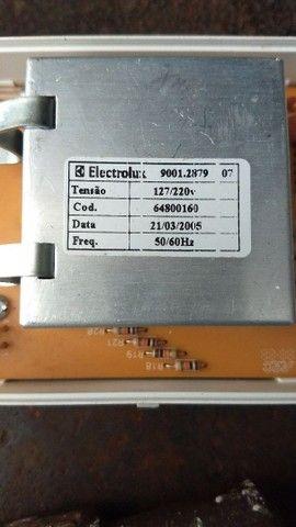 Placa de maquina e ar acondicionado - Foto 2