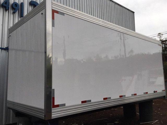 carroceria frigorifica remold 5.50mts sem maquina de refrigeração