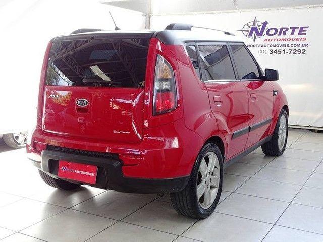 SOUL 2009/2010 1.6 EX 16V GASOLINA 4P AUTOMÁTICO - Foto 4