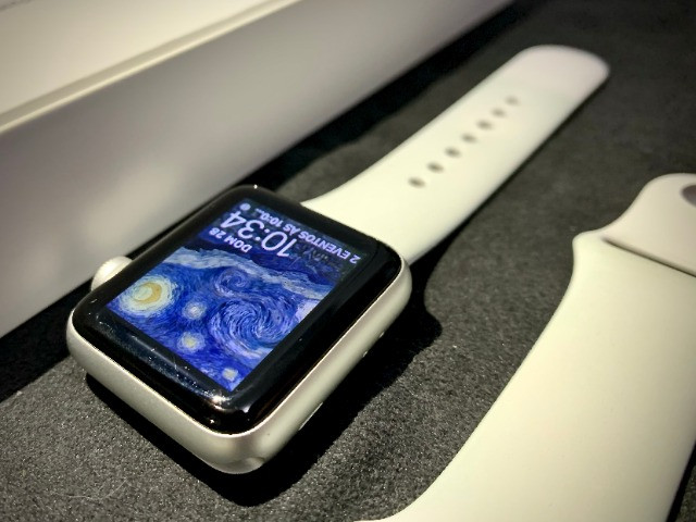 Apple Watch Series 3 (GPS) - 38mm - Branco