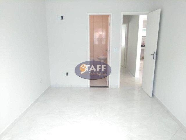 Kkdhbs- Casa com 2 quartos, sendo 1 suíte, por R$ 150.000 - Barra de São João! - Foto 2