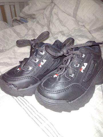 Sapato de bebê  - Foto 2