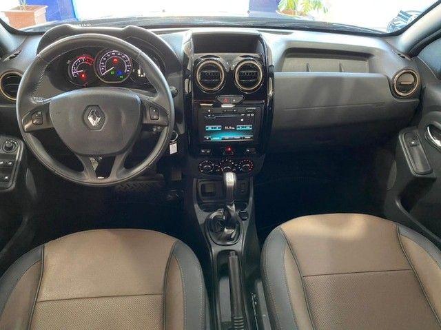 """Renault Duster GoPro 1.6 Aut 2020."""" Impecável e Completíssima."""" - Foto 19"""