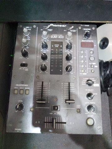 Kit CDJ + Mixer + som - Foto 4