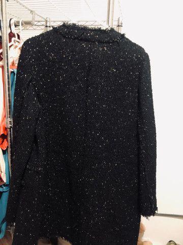 Casaco de lã da Sholder TAM. G - Foto 6