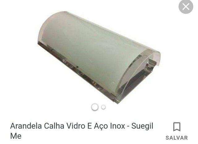 Kit de 2 Arandelas p/ 1 lâmpada - Foto 4