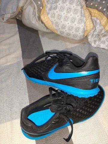 Socyte Nike número 37 nova nunca usada - Foto 4