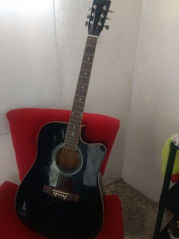 Violão - kauthon guitar  - Foto 2