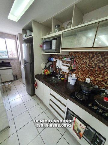 Apartamento bem localizado, todo projetado, nascente e com lazer completo! - Foto 7