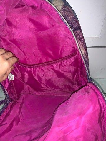 Mochila escolar coca cola roxa  - Foto 3