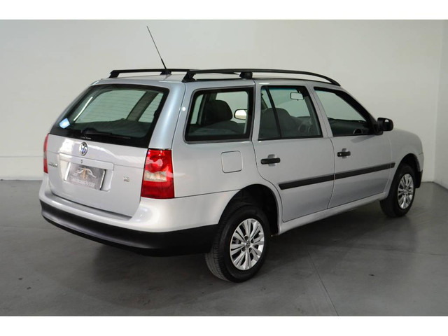 Volkswagen Parati 1.6 Mi Plus Total Flex  8V 4p - Foto 4