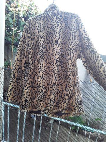 Vendo casaco la batida usado 1 vez - Foto 4