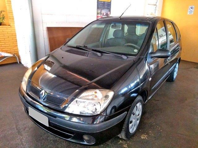 Renault Scenic 1.6 Authentique 2004 Completa - Foto 2