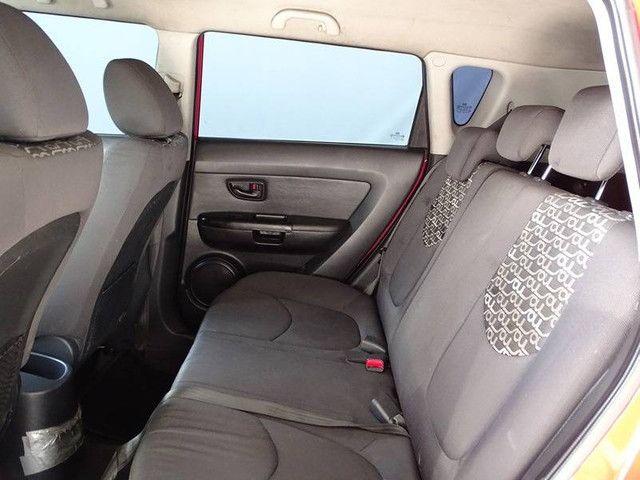 SOUL 2009/2010 1.6 EX 16V GASOLINA 4P AUTOMÁTICO - Foto 9
