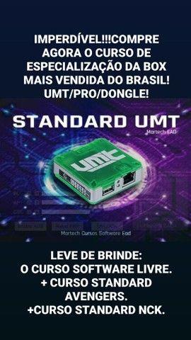 Curso UMT Box + PRO + DONGLE! completo do básico ao avançado