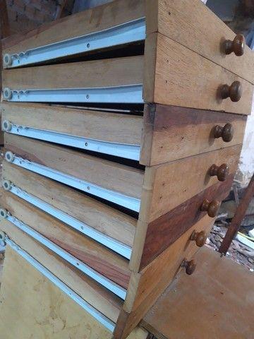 Gavetas em madeiras  - Foto 2