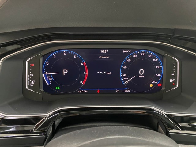 Polo Highline 1.0 Turbo Aut. 21/22 0km ! - Foto 14