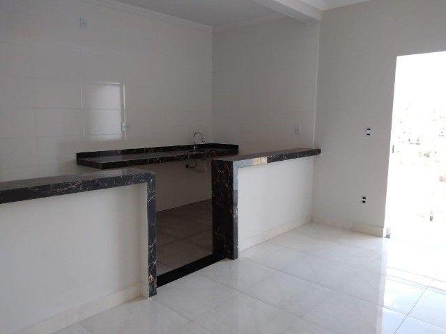 Casa Geminada Entrada individual com 2 vagas - Bairro Liberdade - Santa Luzia - Foto 3