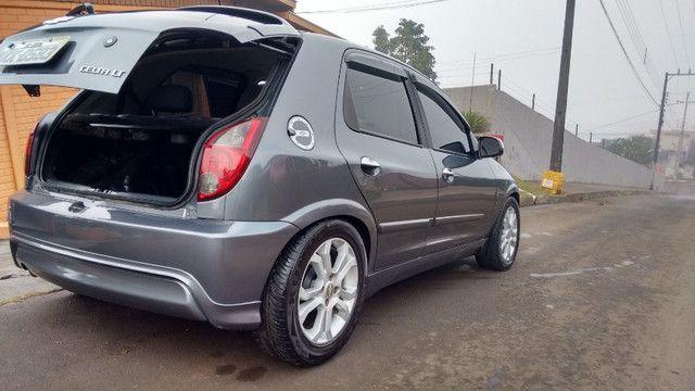 Celta LT 1.0 2012 Completo, Baixa KM, Legalizado. - Foto 4
