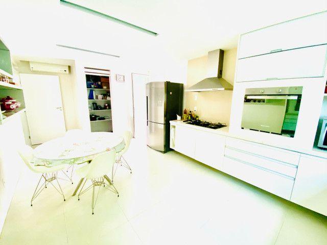 Linda casa projetada por arquitetos , 440m2  de puro luxo, requinte e bom gosto - Foto 8